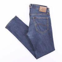 Vintage LEE Slim Straight Fit Men's Blue DAREN Jeans W31 L32