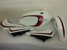 RD350LC RD250LC 4L0 2 STRIPE RED DECAL KIT