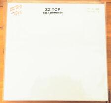 "ZZ TOP ""Tres Hombres"" Vinyl LP RTI Testpressing"