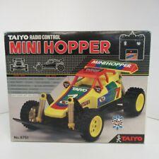 Taiyo Mini Hopper Vintage Radio Controlled Toy Car w/ Original Box, Instructions