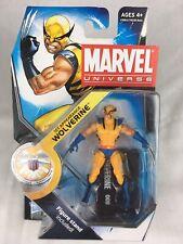 Marvel Universe 3.75 1St Appearance Wolverine Figure #008 Hulk 181 New Moc