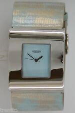 RELOJ VENDOUX MUJER ACERO LS12550 WOMENS NEW STEEL MOTHER PEARL WATCH UHR 3 ATM