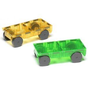 Magna-Tiles Car Expansion Set of 2
