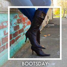 Tony Bianco Zip Knee High Boots for Women