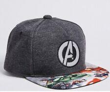 Marks And Spencer  Kids Avengers Baseball Cap Size 6-10years