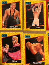 1991 WCW Trading Cards