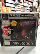 Heart Of Darkness (Best of) Ita PS1 PSX USATO GARANTITO