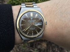 Jules Jurgensen Selfwinding 17 Jewels Day/Date Watch HAMAZAWA 5026A Movement