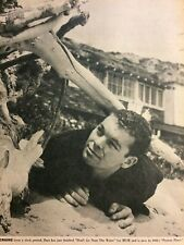 Russ Tamblyn, Full Page Vintage Pinup