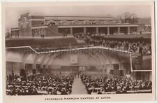 Vauxhall's Mammoth Canteen, Luton Motor Works Bedfordshire RP Postcard B769