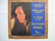 JEAN-FRANCOIS MICHAEL 45 TOURS FRANCE MICHEL BERGER (2)