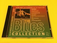 Screaming Jay Hawkins Blues Shouter The Blues Collection CD #62