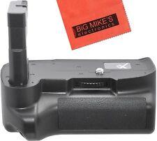 BG-N12 Battery Grip Replacement for Nikon D3400 Digital SLR Camera