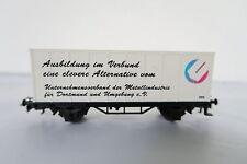 Märklin HO/AC SOMO Containertragwagen AFB Ausbildung im Verbund (CQ/101-10S6/2)