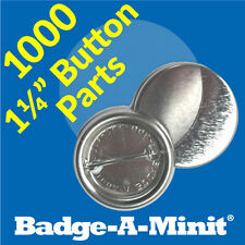 "Badge-A-Minit 1000-1 1/4"" Pin-Back Button Sets #3061"