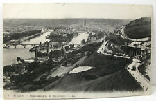 POSTCARD Rouen France; 2 August 1914; Ref: Mobilisation French Troops WWI