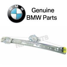 For BMW E46 Rear Passenger Right Window Regulator w/o Motor Electric Genuine
