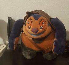 Disney Lilo And Stitch JUMBA Plush Soft Toy RARE Experiment Evil Genius Alien