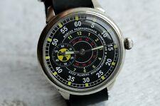 Komandirskie ☢Radiation Troops Military Vintage mens watch ☢ serviced |new strap
