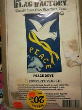 """""""Peace Dove"""" pattern from the Flag Factory"""