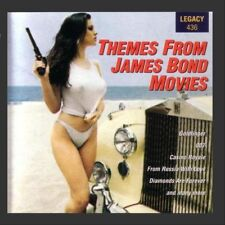 New: Johnny Pearson And His London Or: Themes From James Bond Movies Soundtrack