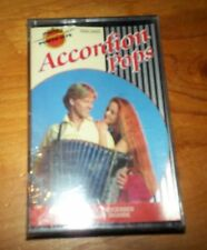 Accordion Pops Cassette