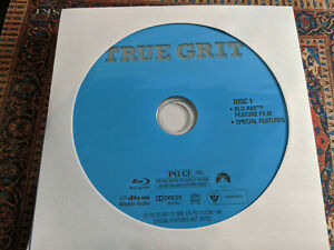 TRUE GRIT (Blu-ray disc ONLY) blu Coen Bros Bridges Damon Brolin remake