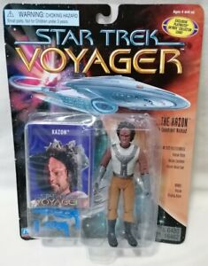 STAR TREK - *New MOC* Star Trek Voyager Playmates Action Figure The Kazon