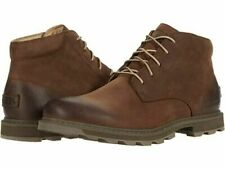 Sorel Men's Madson II Chukka Waterproof Lace Up Boots  Tobacco 1921211-256