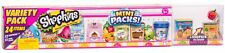 SHOPKINS Season 10 Mini Pack Variety Pack - MEGA PACK (24 Items) Toys & Figures