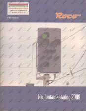Roco Neuheitenkatalog 2009