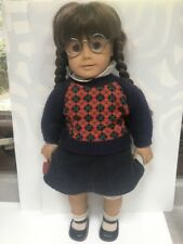 Vintage American Girl Molly Doll SIGNED by Pleasant Rowland!