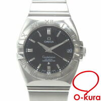 OMEGA Constellation Double Eagle SS 1503.51 automatic-winding men's watch black