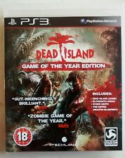 Dead Island Game of the Year Edition - PS3 - PLAYSTATION 3
