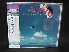 AIR SUPPLY Now And Forever JAPAN CD Divinyls Aussie Soft Rock/AOR Duo