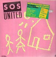 SOS United Same (1989, feat. Chris Thompson, Tom Waits..) [LP]