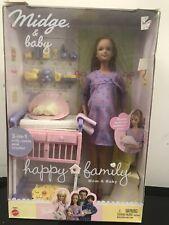 Happy Family Pregnant Babie, Midge