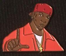 Big L Pin hip hop rapper rap music hatpin Ny
