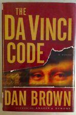 Robert Langdon: The Da Vinci Code Bk. 2 by Dan Brown (2003, Hardcover, Large Typ