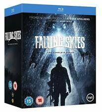 Falling Skies: The Complete Series - Season 1-5 [Blu-ray Box Set Region Free TV]
