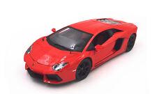 1:18 Maisto Lamborghini Aventador LP700-4 Diecast Metal Model Car Orange
