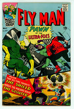 JERRY WEIST ESTATE: FLY MAN #37 (Archie 1966) VG condition NO RES