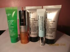 Peter Thomas Roth 6pc travel set: Potent-C Serum, Moisturizer, Peel, Eye Gel NEW