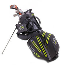 Golfbag CLUBDRY Carry lime star *wasserdicht*