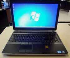 Dell Latitude E6530 Intel Core i7-3720Qm,2.60GHz,8GB, 320GB HD Windows 7 Pro