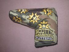 Scotty Cameron Limited Sunshine Camouflage Camo Mid-Mallet GoLo Putter Headcover