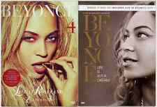 BEYONCE 2x DVD Lot LIFE IS BUT A DREAM & LIVE AT ROSELAND 4-Disc Total SEALED