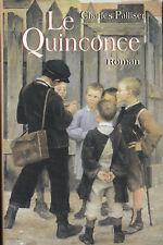 Livre  le quinconce Charles Palliser book