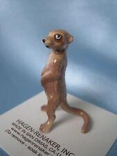 Hagen Renaker Meerkat Figurine Miniature  3278 FREE SHIPPING NEW