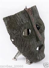 Resin Loki Mask Jim Carrey The God of Mischief Movie Replica Props